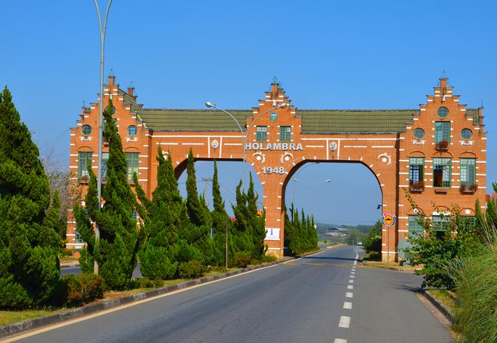 portal,cidade, holambra, flores, feira, estrada ,entrada
