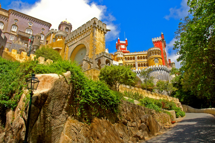 Pena Palace, Sintra - Portugal