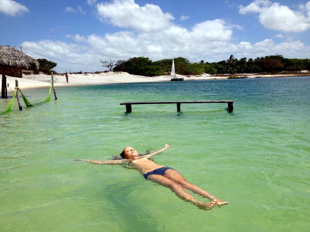 Destinos para viajar nos feriados : Jeri e suas lagoas | crédito: Juju na Trip