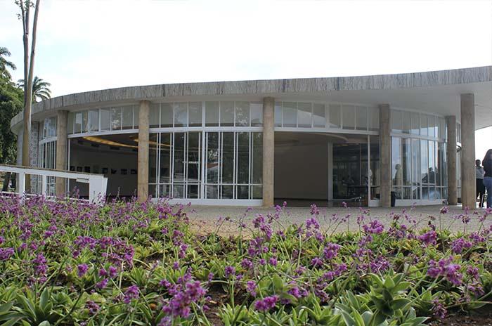 Casa do Baile. Foto por Caroline de Oliveira