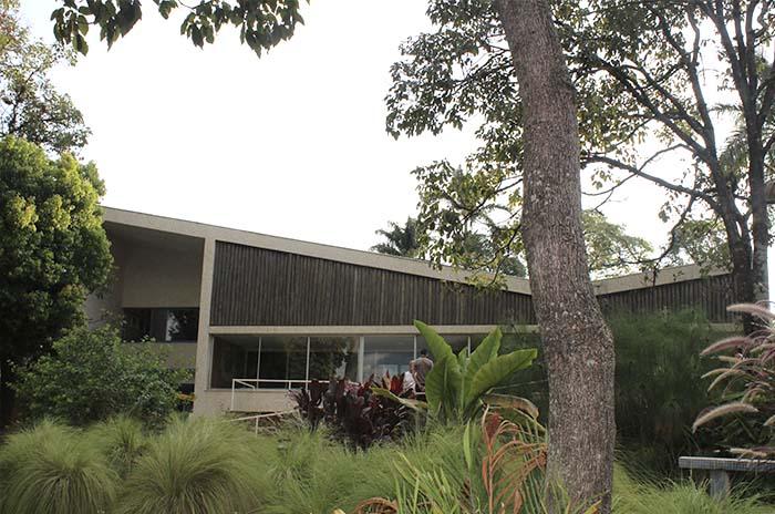 Casa Juscelino Kubitscheck. Foto por Caroline de Oliveira