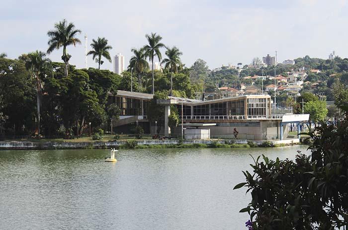 Iate Tenis Clube. Foto por Caroline de Oliveira