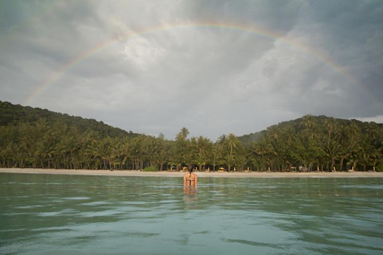 Koh Kood na Tailândia