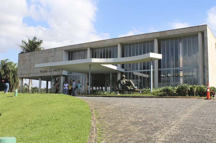 Museu de Arte da Pampulha. Foto por Caroline de Oliveira
