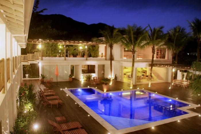 Foto por Divulgação / Hotel Maui Maresias
