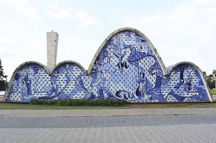 Igreja São Francisco de Assis. Foto por Caroline de Oliveira