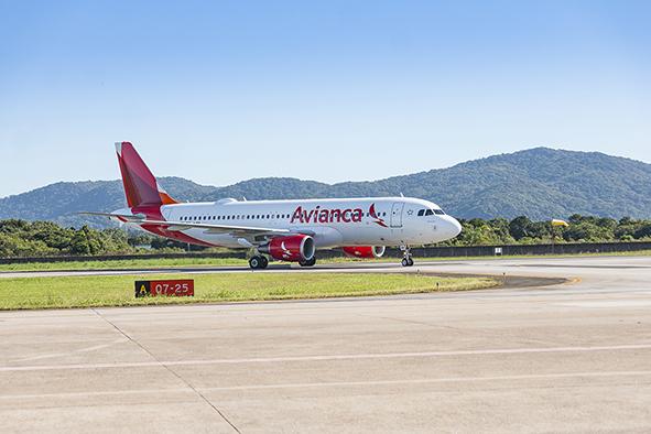 A 320 Neo - a mais recente aeronave adquirida pela Avianca