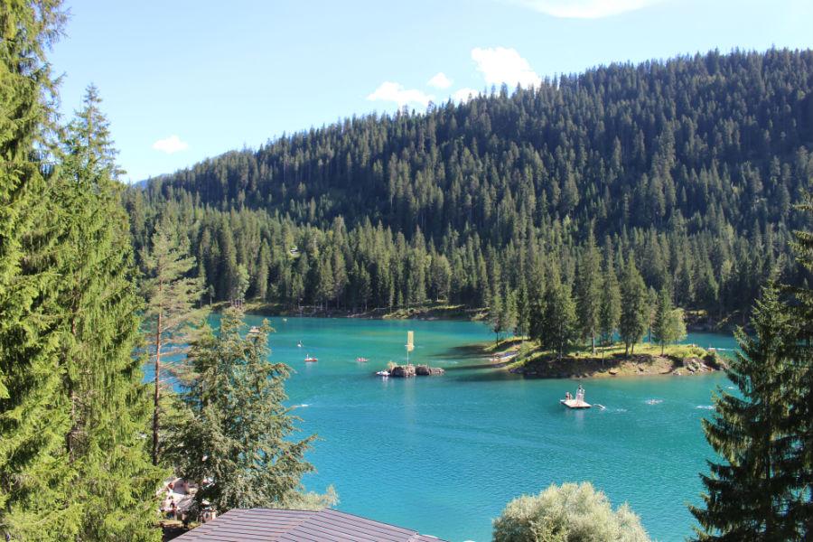Lago Caumasee