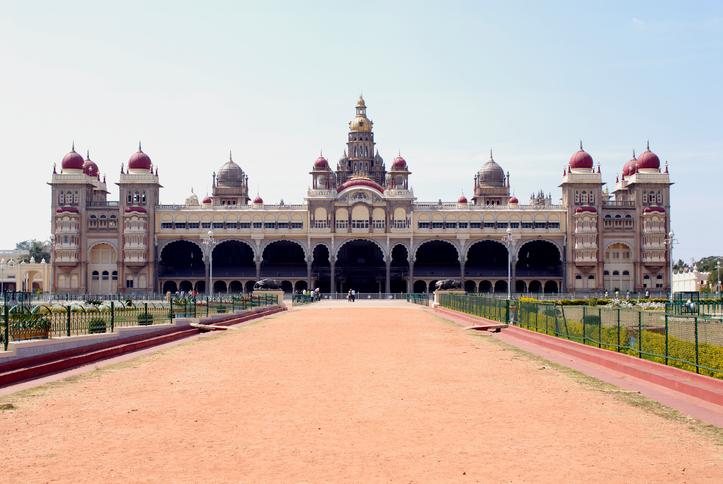 Mysore Palast, Indien