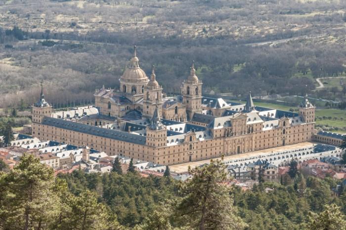Royal Monastery of San Lorenzo de El Escorial, Madrid