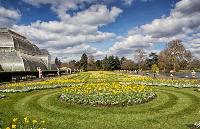 The Royal Botanic Gardens, Kew was founded in 1759 and declared a UNESCO World Heritage Site in 2003.