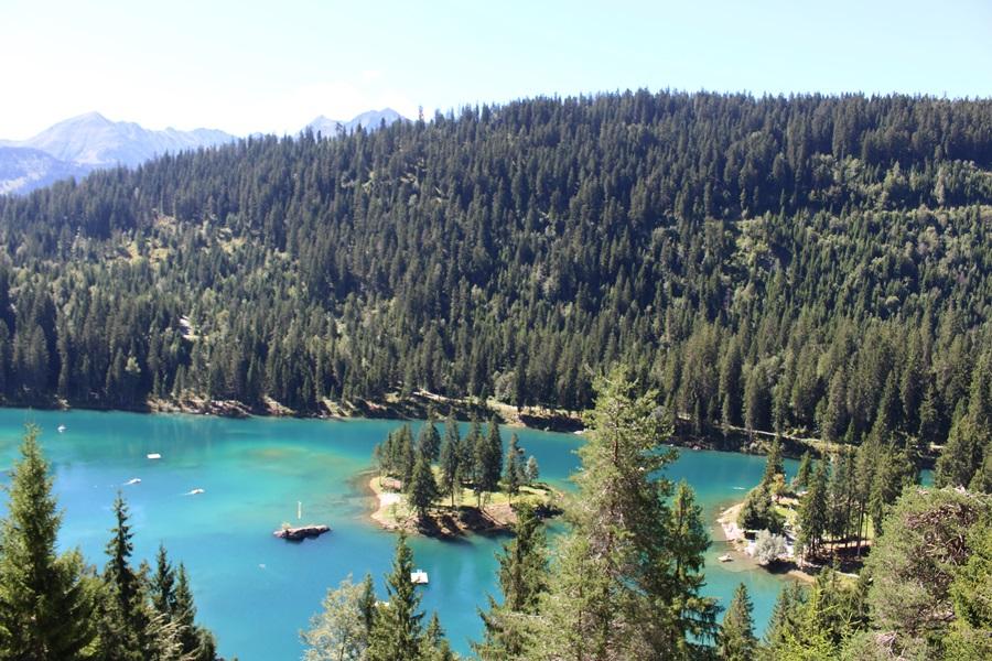 Lago Caumasee Destaque
