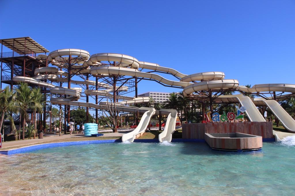 Ol Mpia Recebe Novo Parque Aqu Tico O Hot Beach Ol Mpia