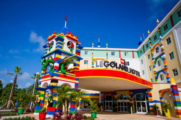 Foto por © 2015 Chip Litherland Photography Inc. / LEGOLAND® Florida Resort