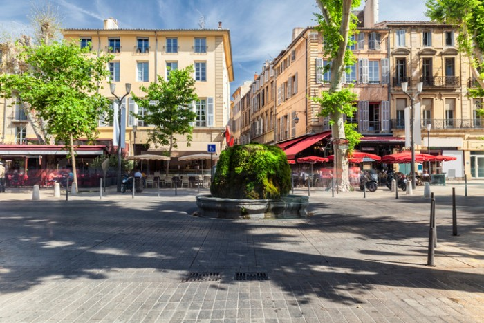 Aix en provence muito charme no sul da fran a qual viagem - Bureau de poste la rotonde aix en provence ...