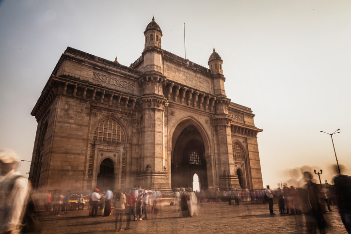 Gate of India in Mumbai, India