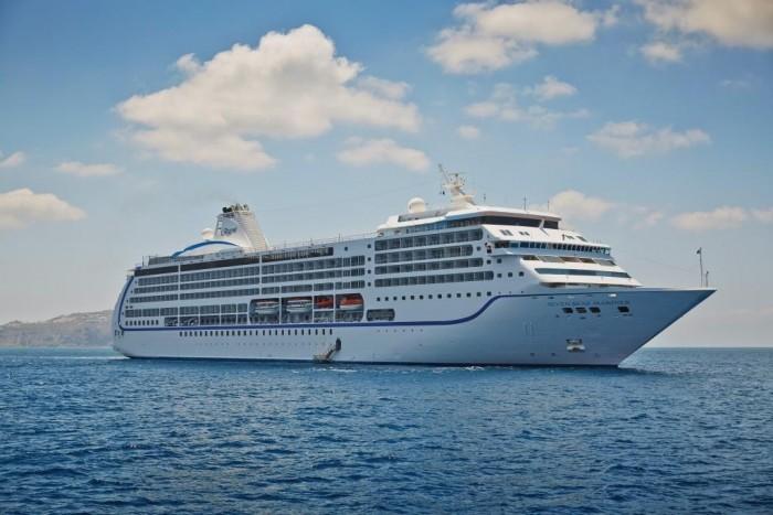 Foto por Divulgação / Regent Seven Seas Cruises / Graham Copeland