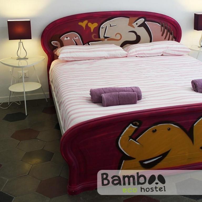 Foto por Reprodução via brazilian.hostelworld.com/hosteldetails.php/Bamboo-Eco-Hostel/Turim/83902