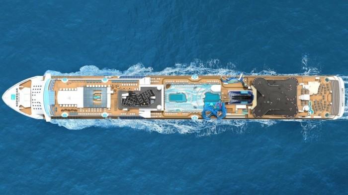 Foto por Divulgação / Norwegian Cruise Line