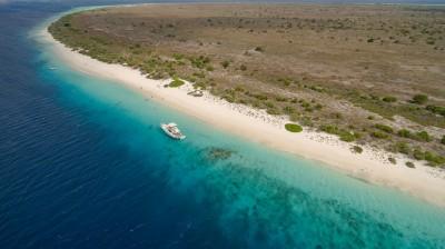 ilha bonaire caribe lala rebelo