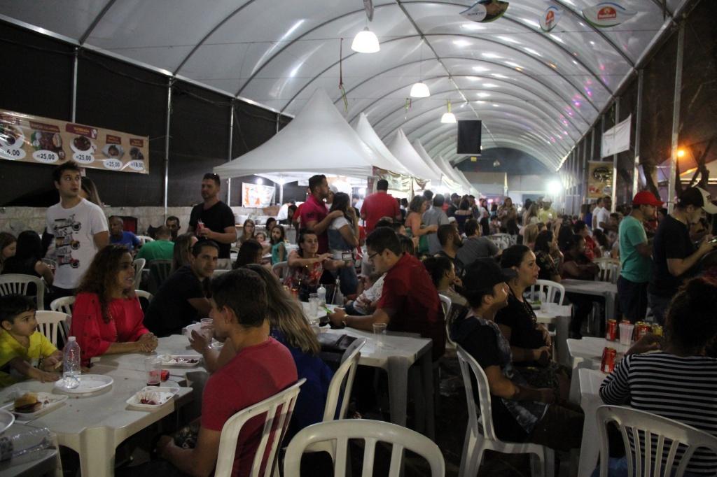 local-do-evento-barracas-dos-produtores Foto Divulgação/ A3 Comunicação