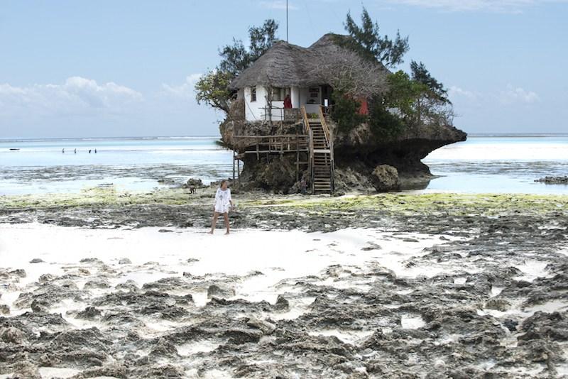 lua de mel em Zanzibar
