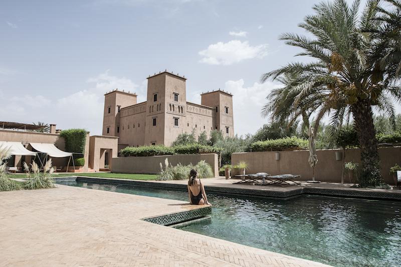 lua de mel no Marrocos