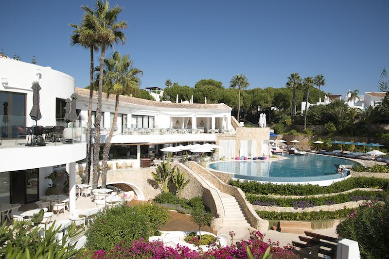 Resort de luxo no Algarve