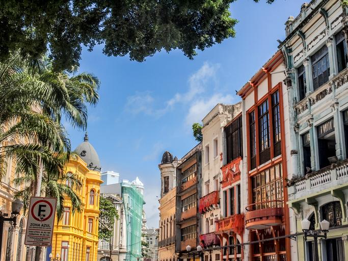 Recife. Foto por iStock / Sohadiszno