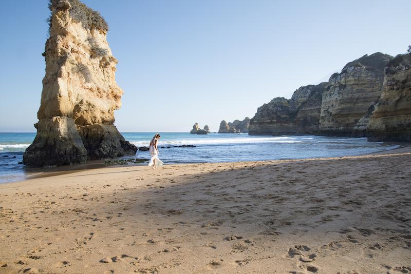 Algarve em Portugal