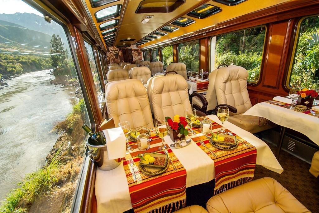 primera-clase_2-2 Inca Rail Divulgação