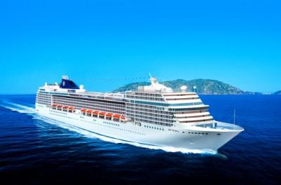 Para a temporada 2017/2018, a MSC ampliou em 40% a oferta de cabines e apresenta três luxuosos navios, como o Magnifica, o Musica (foto) e o Preziosa. Foto: Divulgação