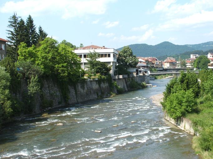 Troyan, Bulgaria, river