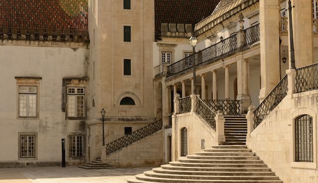 O que fazer em Coimbra em Portugal