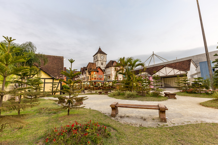 German Village Park, Blumenau, Santa Catarina, Brazil