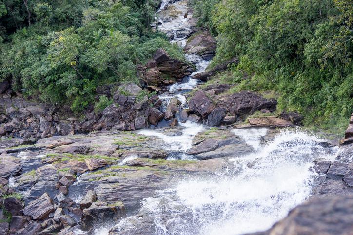 Cachoeira do Rio Mimoso - Serra da Bocaina - Bananal - São Paulo