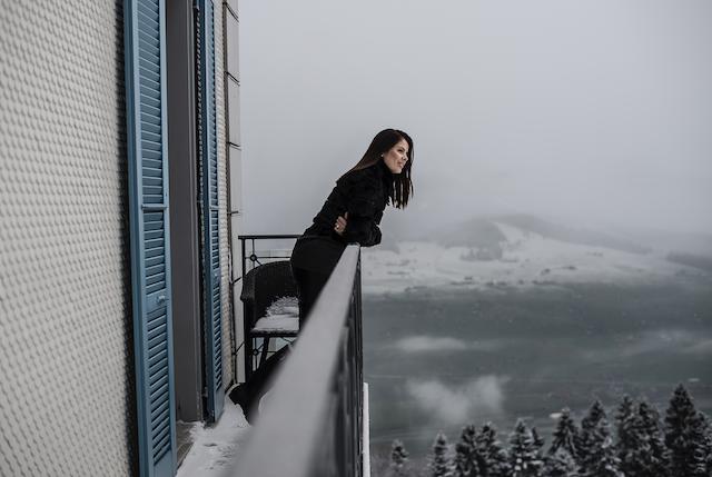lua de mel na Suíça
