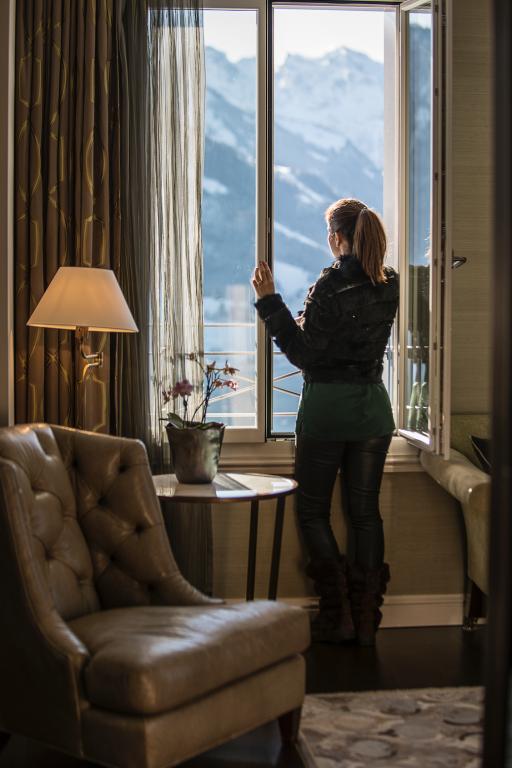 hotel para lua de mel na Suíça