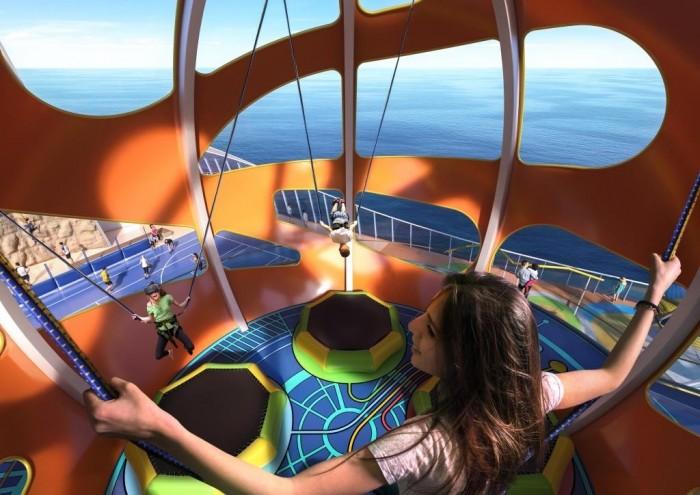 Foto por Divulgação / Royal Caribbean Cruises Ltd.