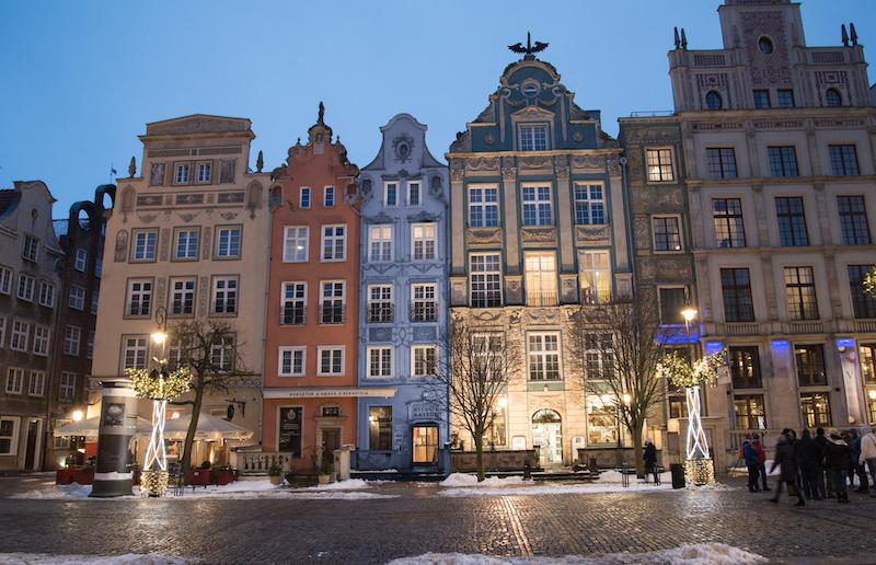 O que fazer em Gdansk na Polônia
