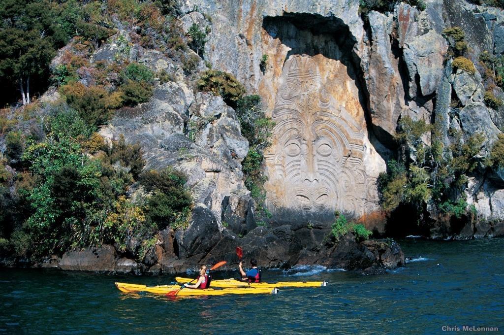 Foto por Tourism NZ