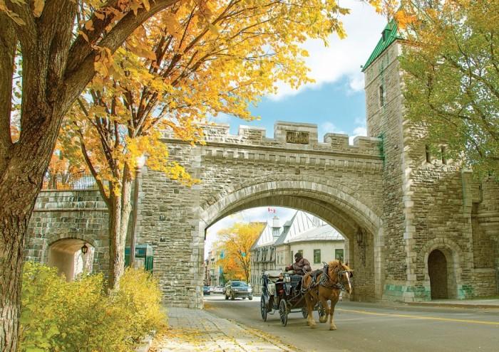 Foto por Divulgação / Québec City Tourism