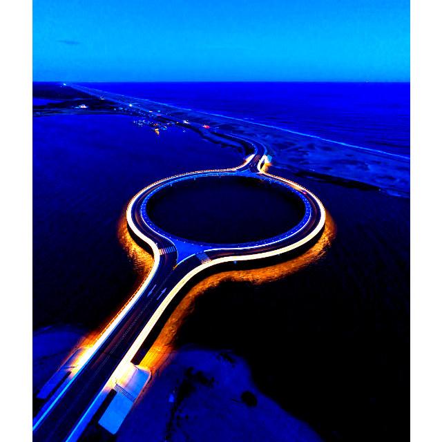 puente-laguna-garzon-uruguai_cred-andres-del-castillo-noite