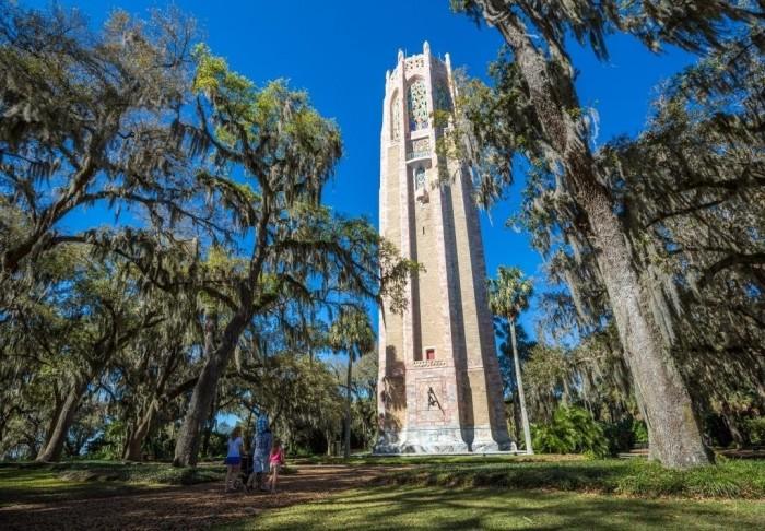 Foto por Divulgação / Bok Tower Gardens / Visit Central Florida