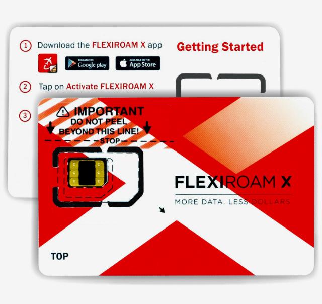 flexiroam-x