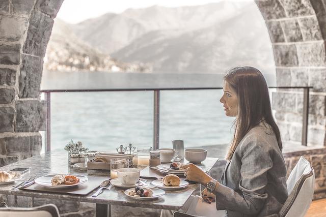 Melhores Restaurantes no Lago di como
