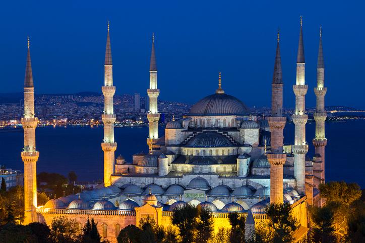 Istambul Foto via iStock/ Ozbalci
