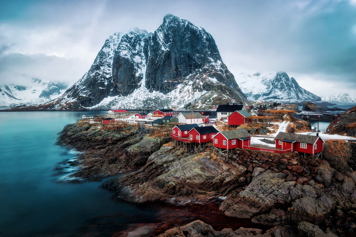 Reine Norway taken in 2016