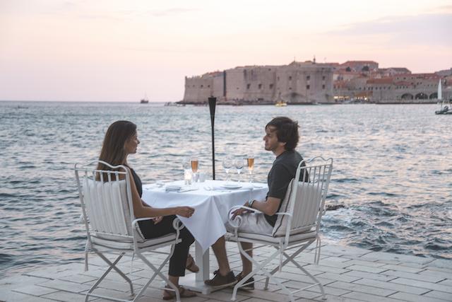 melhores praias de Dubrovnik