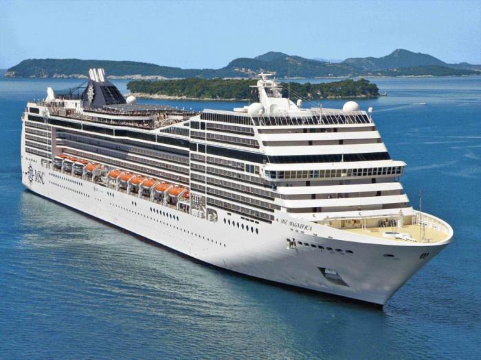 Foto por Divulgação / © MSC Cruises